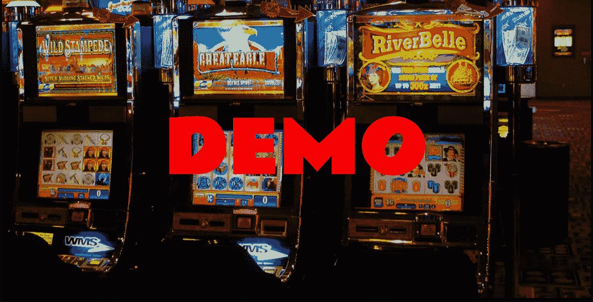 демо версии игровых автоматов играть бесплатно